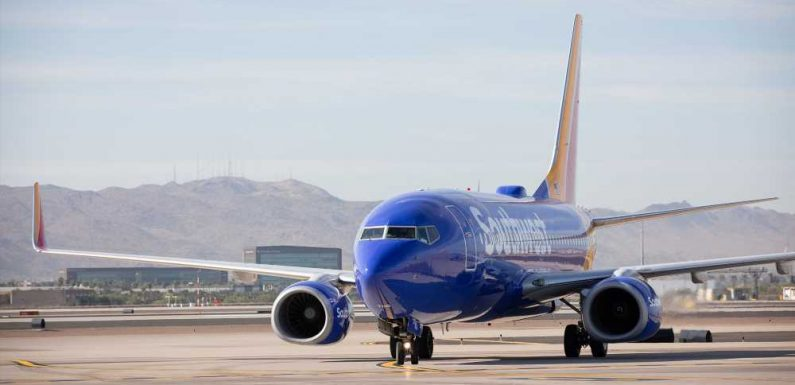 Southwest Airlines executives address subpar on-time performance