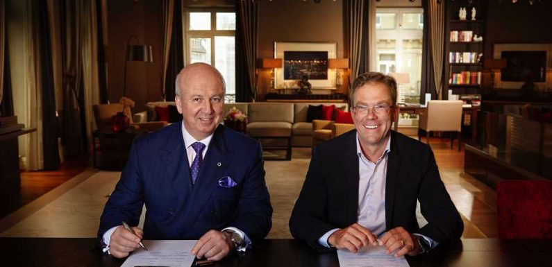 Steigenberger partners with Porsche on new hotel brand