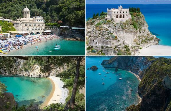 Step off the tourist trail and discover Italy's secret beaches