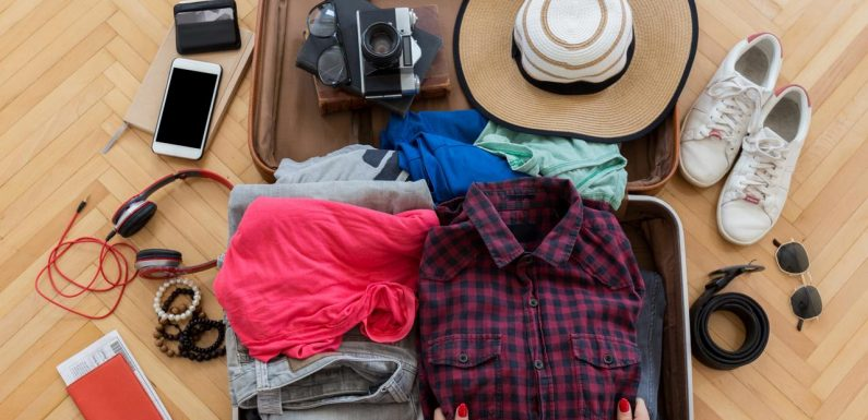 Surprising items banned in hand luggage