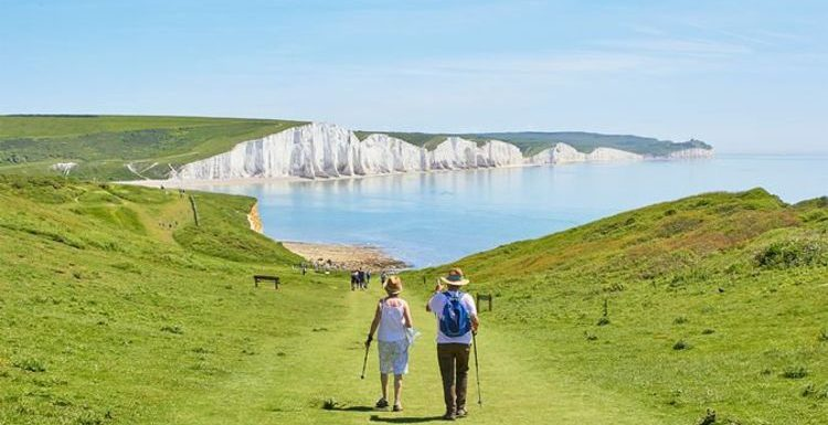 Sussex named UK's best walking holiday spot with 'most awe-inspiring views'