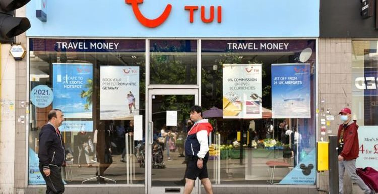 TUI holidays cancelled: Full list of cancellations to Crete, Cyprus and more
