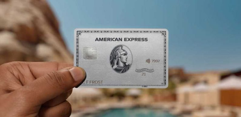 The American Express Platinum Card Just Got a Total Makeover — and It May Be the Perfect Thing for Your Summer Vacations