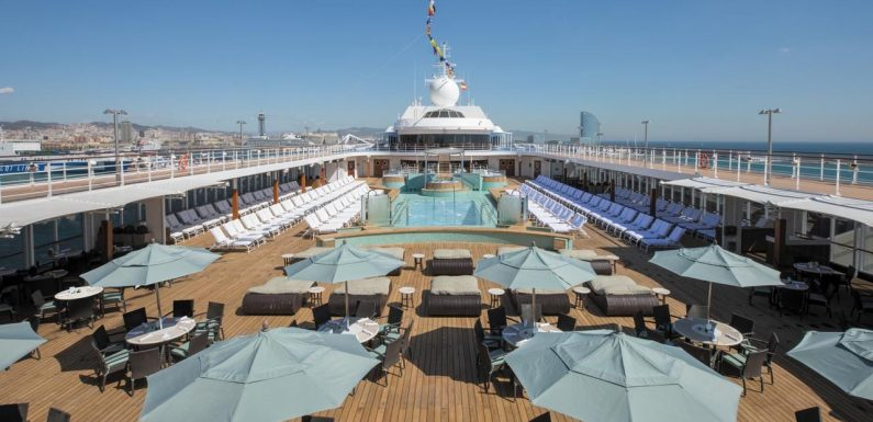 This $100k per-person cruise trip sold out in three hours