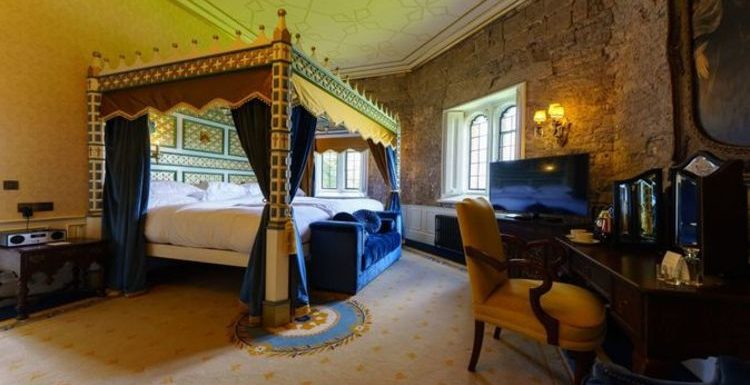 Thornbury Castle: See inside King Henry VIII's honeymoon getaway where you can now stay