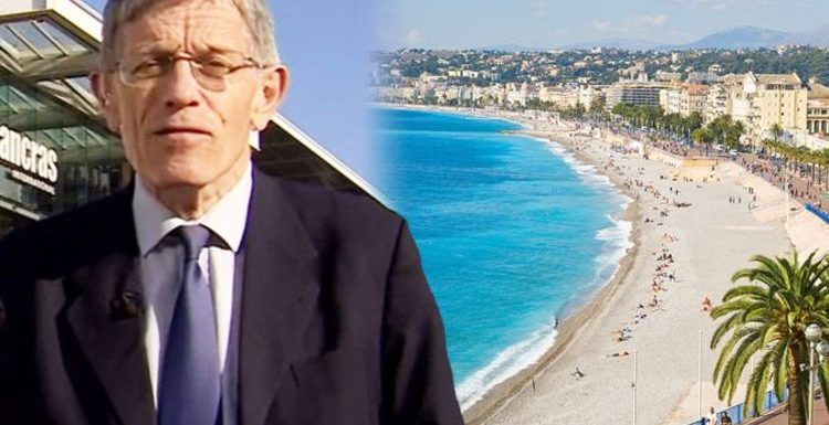 'Travel confidence utterly destroyed': Simon Calder warns it 'won't be a normal summer'