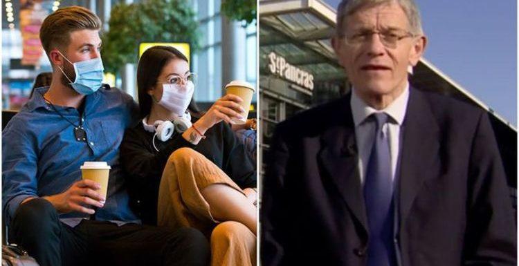 Travel quarantine chaos: Simon Calder warns Britons 'not to commit' to holidays