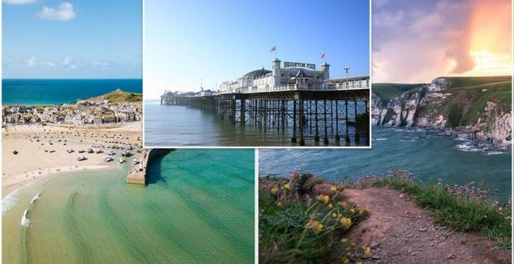 UK ranked in the global top 10 for 'best beaches' alongside Spain and Turkey