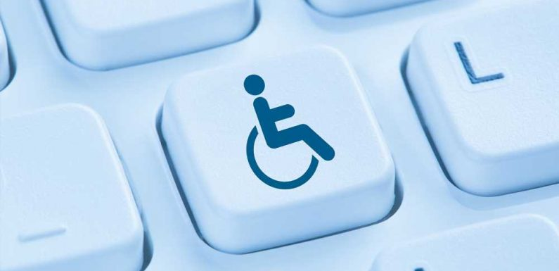 Websites critiqued on accessibility to disabled customers