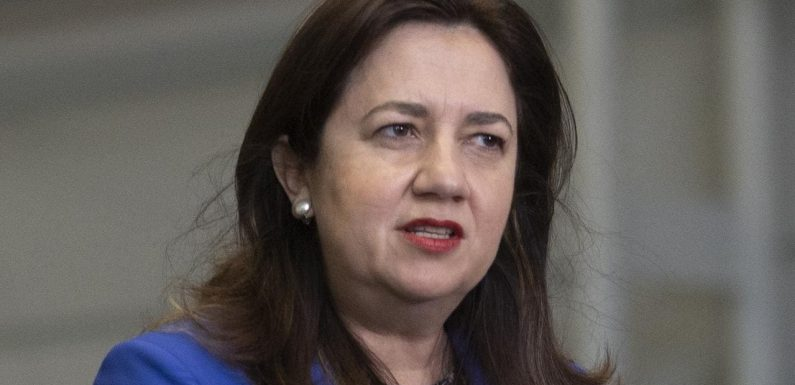 'Do not go': Qld Premier's 24-hour warning