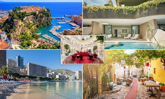 A fabulous trip along the French Riviera, from Monaco to Cap Ferrat