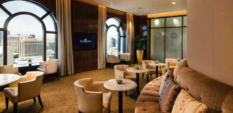 A second Prestige Club Lounge opens at the Venetian