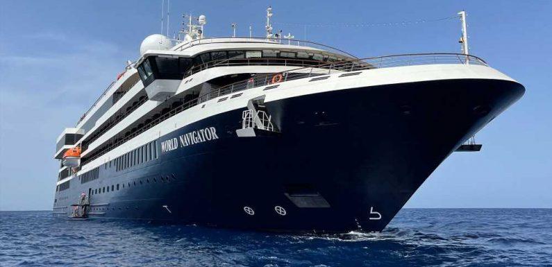 Atlas Ocean Voyages' World Traveller launching in July