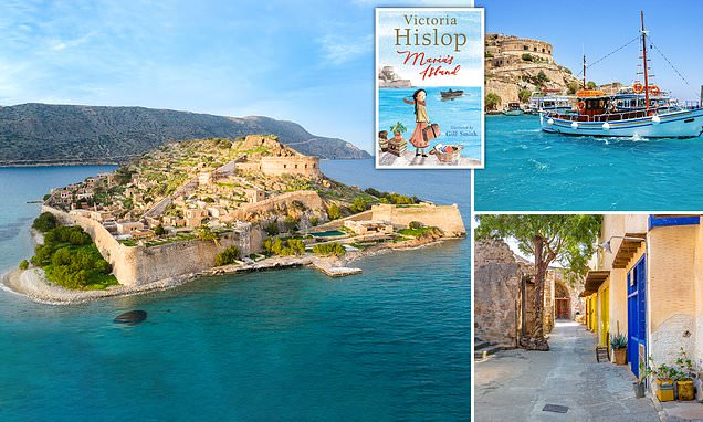 Author Victoria Hislop on the mysterious island that changed her life