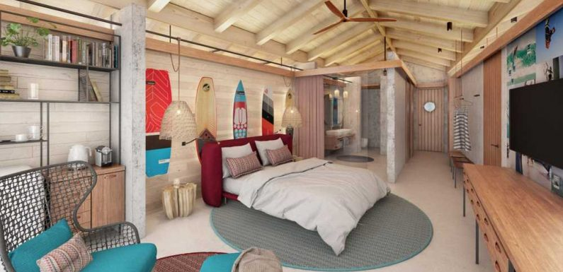 BVI's Saba Rock resort gears up for fall reopening