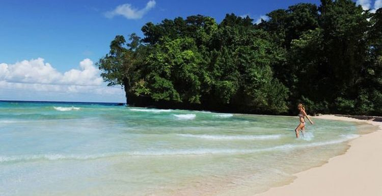 Beach holiday: Jamaica offers a tropical treat for double-jabbed Britons