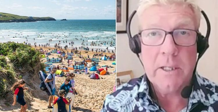 Cornwall isn't full! Regional CEO hits out at moaning hoteliers – tourists welcome