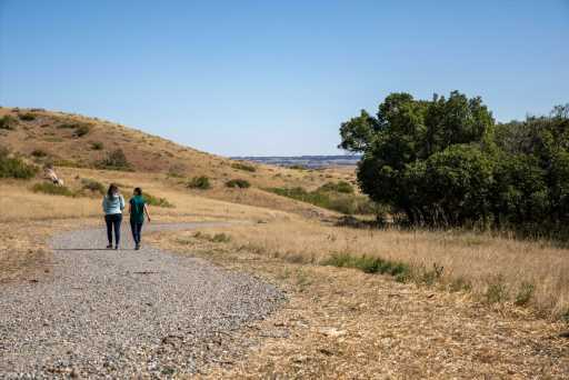 Douglas County East/West regional trail runs from Highlands Ranch to Parker