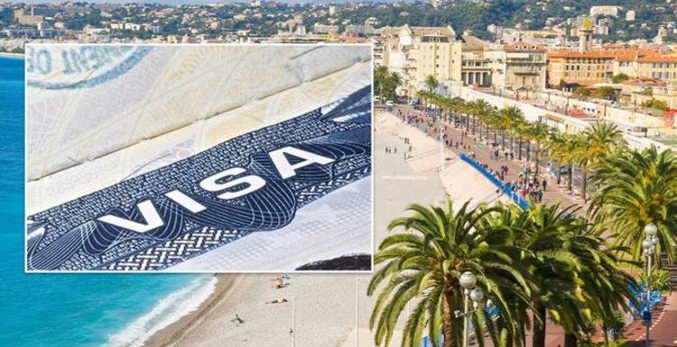 Europe holidays: EU set to enforce new visa costs on UK tourists by 2023