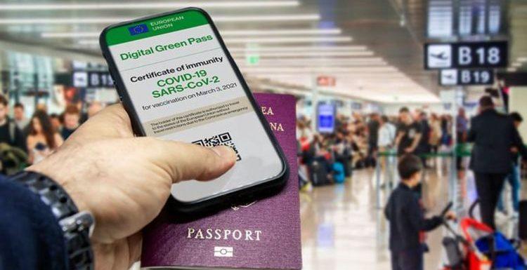 Europe travel: What is an EU Digital Covid Certificate?