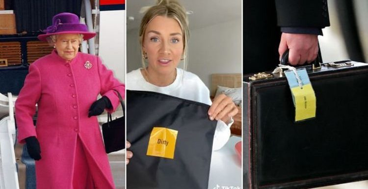 Flight attendant shares 'game changer' packing tip also favoured by Queen Elizabeth