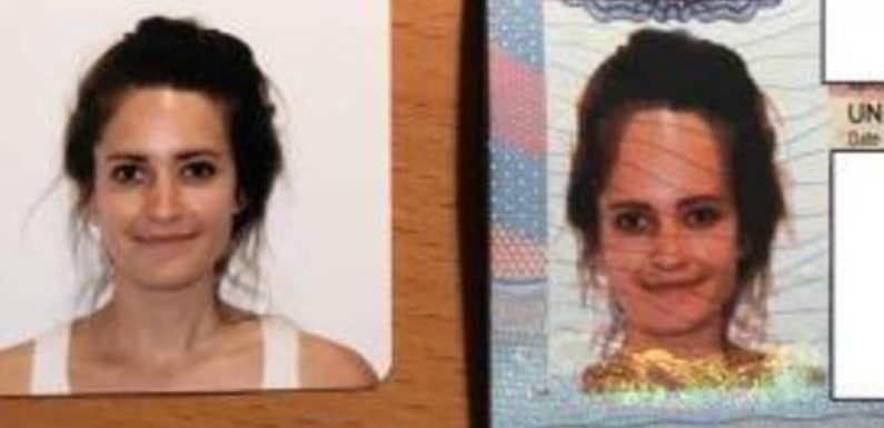Fun upside of covid? A hotter passport photo