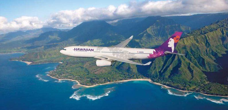 Hawaiian Airlines issues employee vaccine mandate