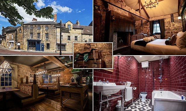 Hotel review: 17th-century bed and breakfast with a Harry Potter theme