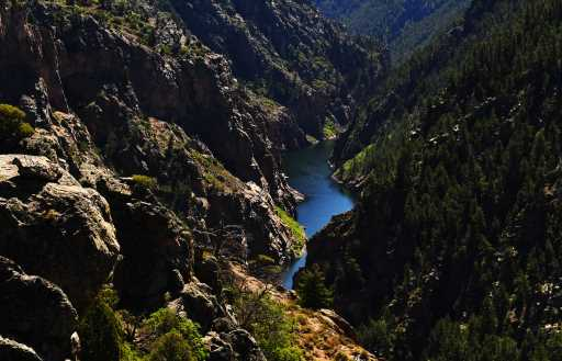 I-70 detour: Where to stop along U.S. 50 for a hike, meal or view