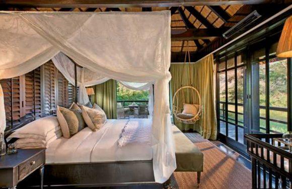 Inspiring stay at AndBeyond's Phinda Vlei Lodge