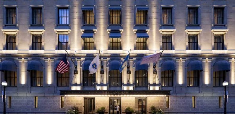Langham, Boston is now state of the art after refit