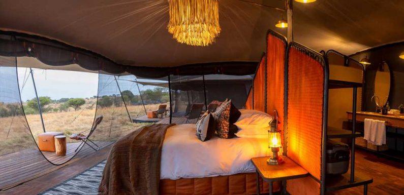 Mantis opens new Serengeti mobile camp