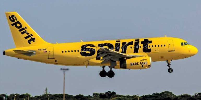 Mired in cancellations, Spirit says sorry