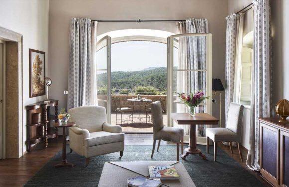 New suites at Rosewood Castiglion del Bosco
