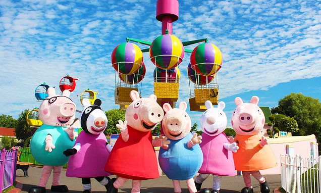 Peppa Pig World will leave the whole family squealing with joy
