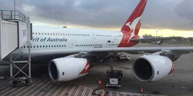 Qantas to resume U.S. flights by mid-December