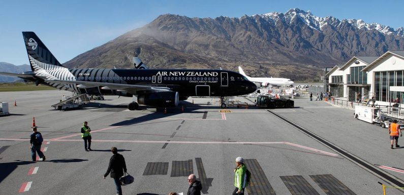 Queenstown Airport bubble extended 24hrs, seven flights added