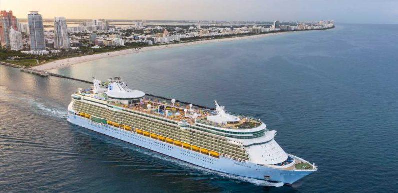 Royal Caribbean describes delta variant's effect as a 'bump'