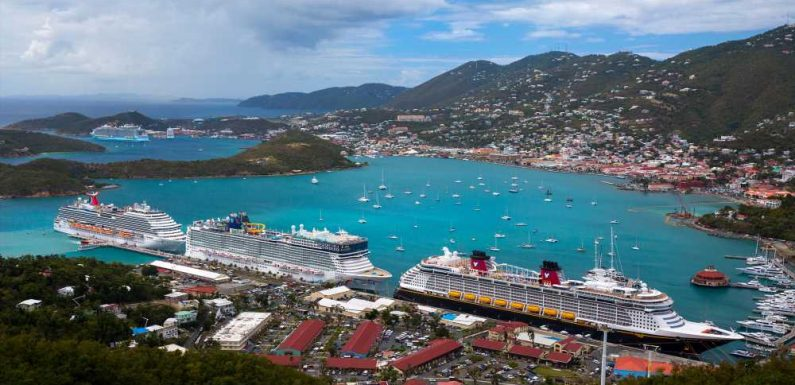 Royal Caribbean says USVI prohibiting ships with unvaccinated passengers