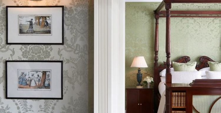 Say 'I do' in style: London hotel The Goring offers wedding stays in stunning Royal Suite