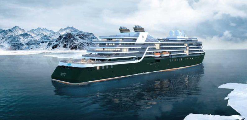 Seabourn Venture's debut again pushed back