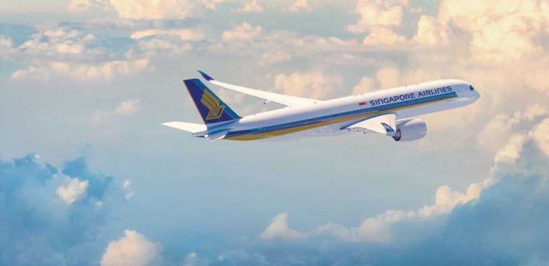 Singapore Airlines to start Taipei-Los Angeles service