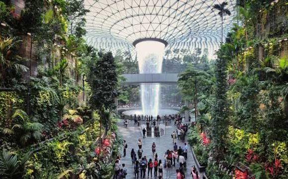 Singapore is no longer the world's best airport