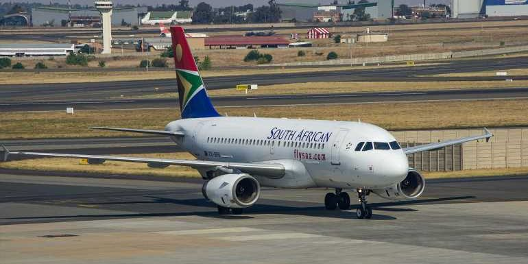 South African Airways emerges from yearlong hiatus