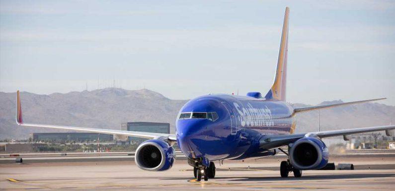Southwest trims schedule in effort to solve flight problems