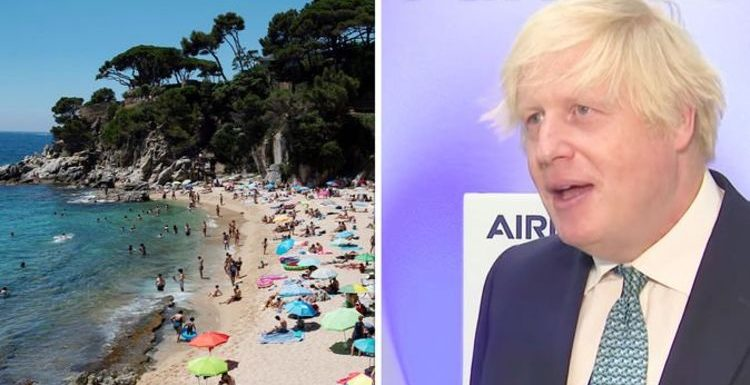 Spain could move to 'amber watchlist' this week as PM warns holidays 'still dangerous'