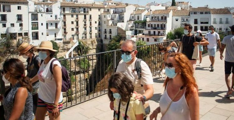 Spain holidays: Costa del Sol tourist resorts under new policed lockdown restrictions