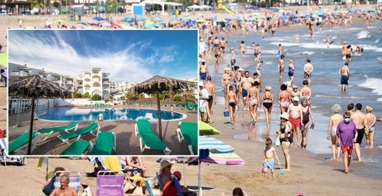 Spain holidays plummet as nation sees loss of five million tourists and €6 billion