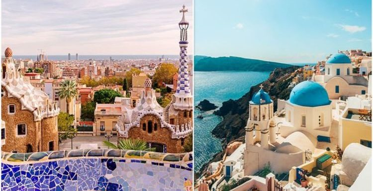 Spain loses out to Greece as Britons' 'most popular summer destination' amid Covid chaos