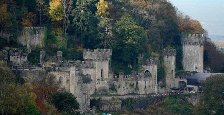 Stay in these castles just like I'm a Celeb's Welsh Gwrych – without bushtucker trials